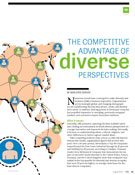 The Competitive Advantage of Diverse Perspectives