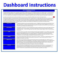 Dashboard Instructions